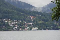 Blick nach Tegernsee