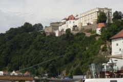 Blick zur Veste Oberhaus
