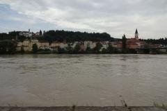 Innstadt - ein Stadtteil von Passau auf der anderen Seite des Inn