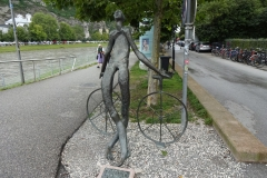 200-jähriges Jubiläum des Fahrrads