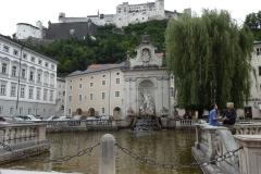 Noch ein letzter Blick auf die Burg