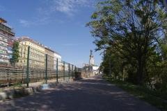 Der Hundertwasser hat hier sogar das Wiener Kraftwerk designed