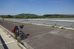 Mal links, mal rechts der Donau