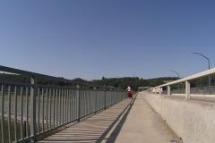 Und wieder mal startet der Tag mit einer Überquerung der Donau