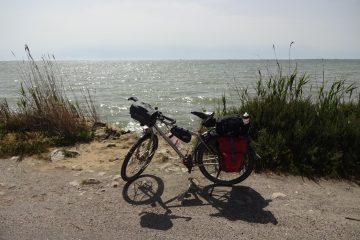 Nach 1124 Kilometern endlich am Mittelmeer