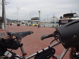 Der Hafen von Carry-le-Rouet