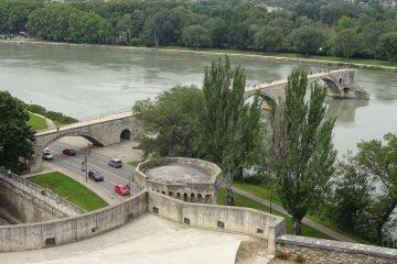 Pont Saint-Bénézet - DIE Brücke von Avignon