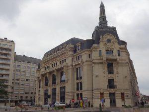 Post- und Telegrafenamt in Dijon