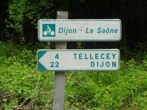 Von Besancon nach Dijon