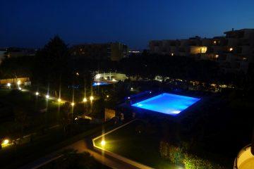 Der letzte Abend in Cagnes-Sur-Mer