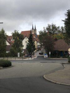 Zur Altstadt von Bad Wimpfen