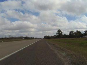 Entlang des Highway 90