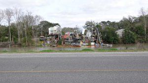 Die Auswirkungen von Hurricane Katrina