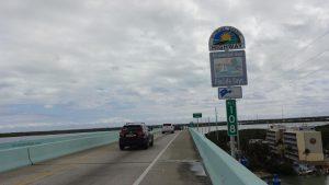 Die Florida Keys habe ich schon mal erreicht