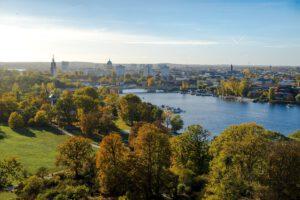 Potsdam - Babelsberg - Havel
